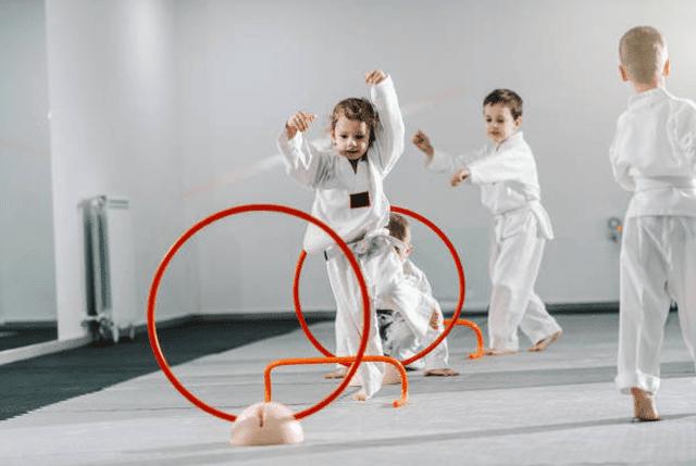 Kidsbirthday, Warrior Martial Arts in Madisonville, KY