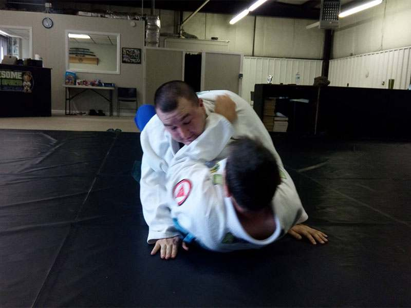B1, Warrior Martial Arts in Madisonville, KY