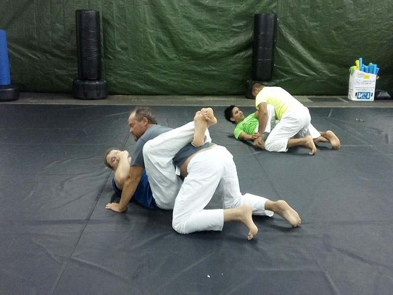 B2, Warrior Martial Arts in Madisonville, KY