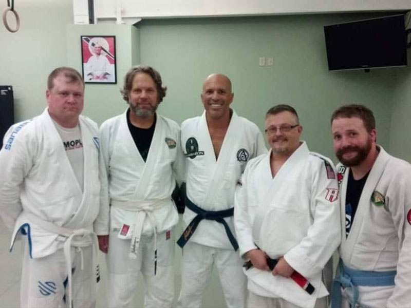 B4, Warrior Martial Arts in Madisonville, KY