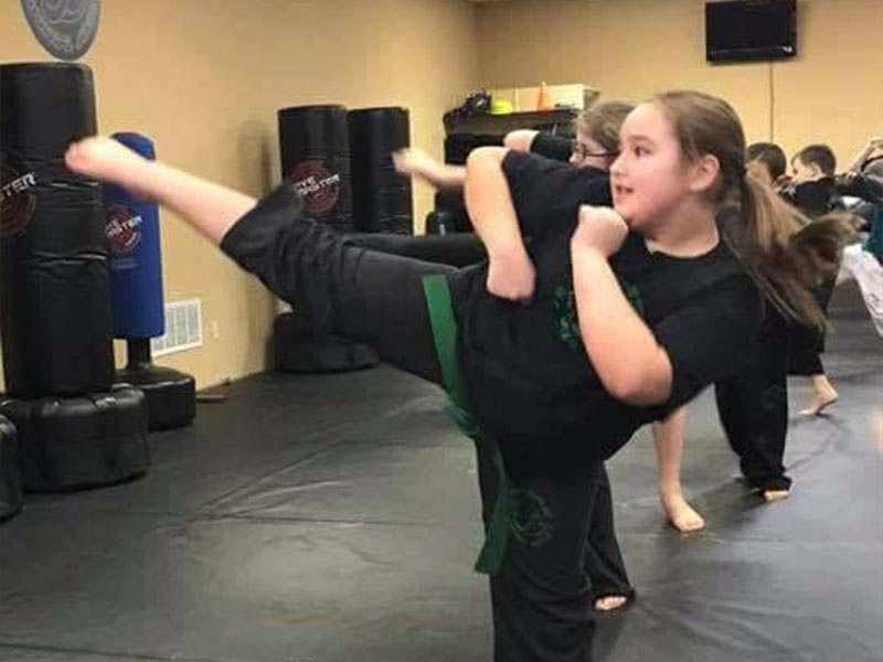 K4, Warrior Martial Arts in Madisonville, KY