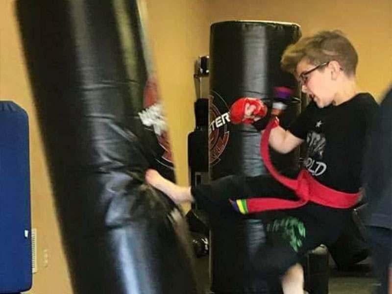 K5, Warrior Martial Arts in Madisonville, KY