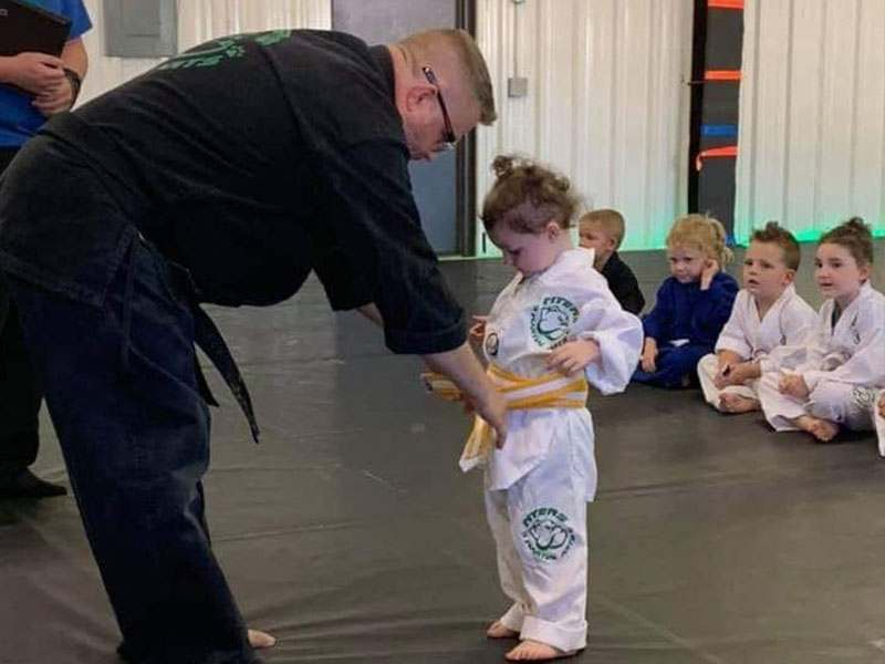 P1, Warrior Martial Arts in Madisonville, KY