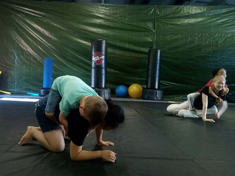 P3, Warrior Martial Arts in Madisonville, KY